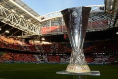Rezultatele din sferturile Europa League