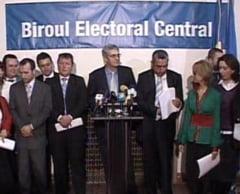 Rezultatele finale ale alegerilor parlamentare: PD-L are cele mai multe mandate
