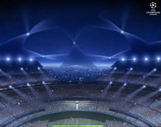 Rezultatele inregistrate in Liga Campionilor si echipele calificate