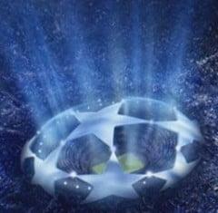 Rezultatele inregistrate in Liga Campionilor