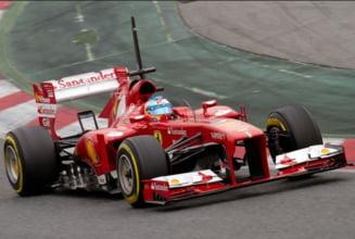 Rezultatele inregistrate in Marele Premiu de F1 al Chinei