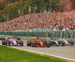 Rezultatele inregistrate in Marele Premiu de Formula 1 al Belgiei