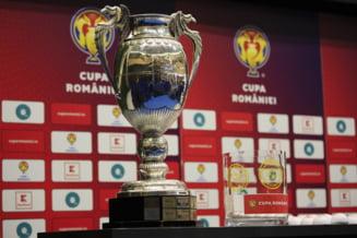 Rezultatele inregistrate marti in Cupa Romaniei: Primele echipe calificate in optimi