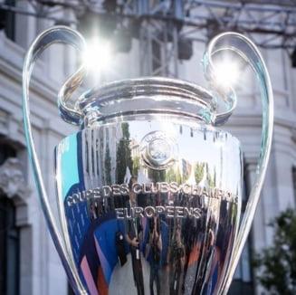 Rezultatele inregistrate marti in play-off-ul Champions League