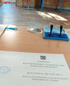 Rezultatele partiale BEC pentru referendum: Aproape 6 milioane de romani au raspuns DA! - UPDATE