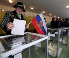 """Rezultatele reale ale referendumului din Crimeea, publicate """"din greseala"""" pe Internet"""