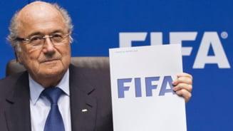 Rezultatul votului pentru presedintia FIFA: Sepp Blatter, un nou mandat