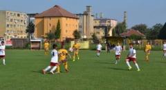 Rezumate din etapa a II-a a campionatului judetean de fotbal, juniori D (2004-2005)