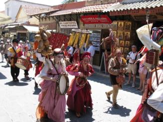 Rhodos da startul petrecerilor medievale (Galerie foto)