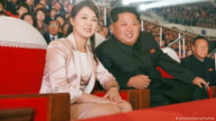 Ri Sol-ju, sotia liderului nord-coreean Kim Jong-un, a fost vazuta in public dupa o absenta de peste un an