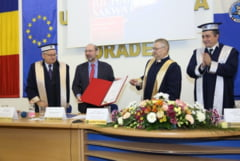 "Richard Sakwa, la Universitatea din Oradea - ""UE trebuie sa devina si un proiect social"""