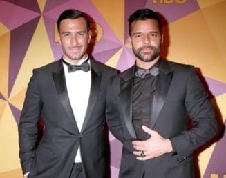 Ricky Martin s-a casatorit cu partenerul sau