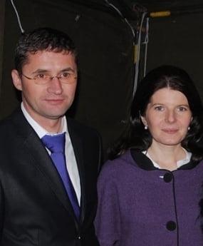 Ridzi, despre Iohannis: Am fost naiva sa cred ca un om care nu are copii nu are o piatra in loc de inima