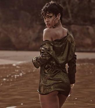 Rihanna, mai sexy ca oricand (Galerie foto)