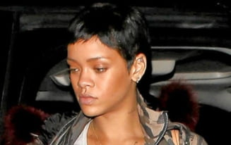 Rihanna, umilita de Chris Brown