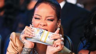 Rihanna are o avere colosală. A devenit una dintre cele mai bogate artiste de pe planetă