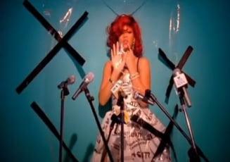 Rihanna are probleme - un videoclip i-ar putea fi interzis