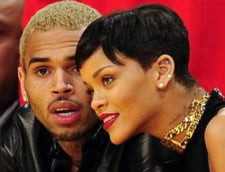 Rihanna si Chris Brown, in concert privat: 10 milioane de dolari