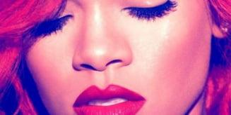 Rihanna vorbeste despre presupusa idila cu Ashton Kutcher