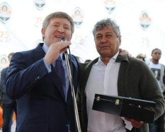 Rinat Akhmetov iese la atac: Ce spune despre ultimul scandal de la Sahtior si Mircea Lucescu