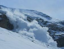 Risc de avalansa la Balea Lac: Zapada de peste 2 metri