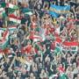 Riscam sa fim suspendati din cauza scandarilor xenofobe