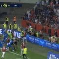 Rivalitate dusă la extrem în Franța! Justiţia a deschis o anchetă după violențele de la meciul Nice - Marseille