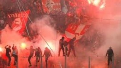 Rivalitate extrema in Grecia! Atentat cu bomba la fan-clubul echipei Panathinaikos
