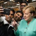 Roadele politicii Angelei Merkel: 68% dintre imigranti au o slujba