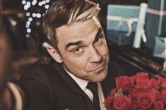 Robbie Williams in Romania: Biletele se duc mai rapid decat cele la Rolling Stones, Madonna sau Lady Gaga