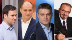 Robert Negoita, Daniel Baluta, Ciprian Ciucu si Cristian Popescu-Piedone, validati de judecatori in functiile de primari de sector