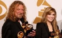 Robert Plant si Alison Krauss, castigatorii Premiilor Grammy (Galerie Foto)