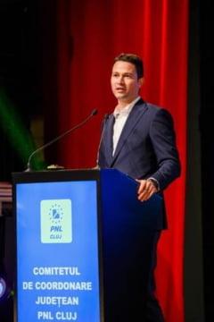 Robert Sighiartau: De la Cluj, a venit si semnalul intaririi PNL pentru o guvernare care sa implineasca asteptarile romanilor