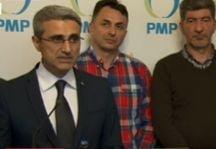 Robert Turcescu e candidatul PMP la Primaria Capitalei. Basescu il lauda: A recunoscut ca l-a facut Oprea ofiter
