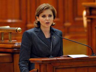 Roberta Anastase: Basescu nu va inclina balanta in favoarea lui Boc