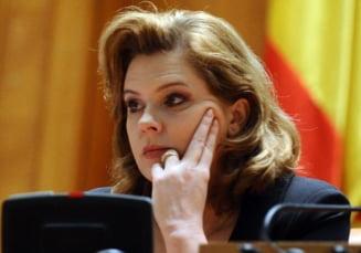 Roberta Anastase: Prin revocarea lui Lazaroiu am dat si un semnal in interiorul partidului
