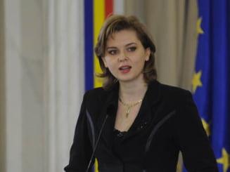 Roberta Anastase: Vom modifica Legea lustratiei