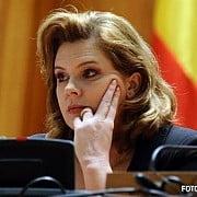 Roberta Anastase, amendata pentru viteza excesiva