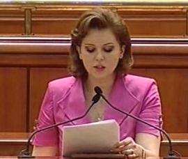 Roberta Anastase, membru de onoare al Asociatiei 21 Decembrie 1989