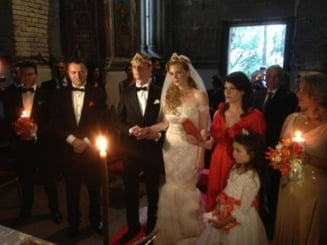 Roberta Anastase a facut bani frumosi la nunta - vezi ce daruri au dat invitatii