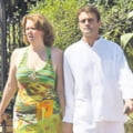 Roberta Anastase se casatoreste cu afaceristul Victor Farca, la Ploiesti