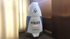 RoboCop de California a avut de-a face cu prima infractiune si nu s-a descurcat deloc bine