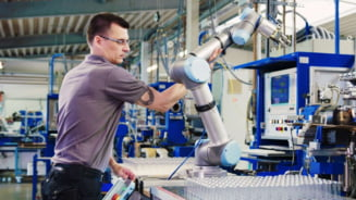 Roboti colaborativi - pregatiti de viitor?