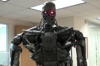 """Roboti mai umani, macar dupa """"moarte"""" - ideea inedita a cercetatorilor italieni"""