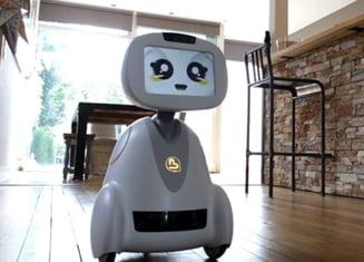 Roboti pentru bunici: Cum ii poate ajuta tehnologia pe seniori