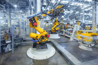 Robotii, angajatii ce ne vor plati pensiile