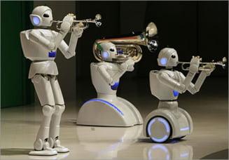 Robotii au ajuns sa controleze industria muzicala. Vor inlocui oamenii?