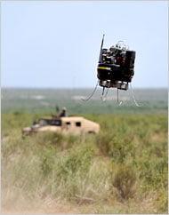 Robotii militari, in dotarea standard a trupelor americane
