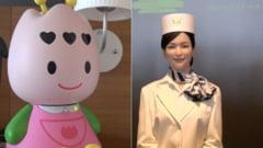 Robotii sunt viitorul? Hotelul care a angajat sute de roboti ii concediaza acum in masa