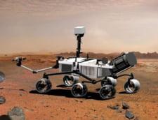 Robotul Curiosity, trezit pe Marte de The Beatles si The Doors